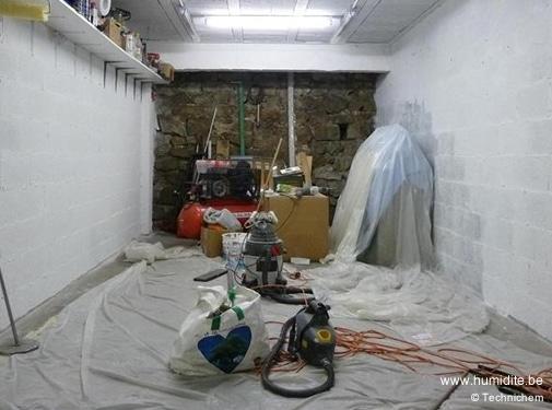 Murs Humides Dans La Cave Les Solutions